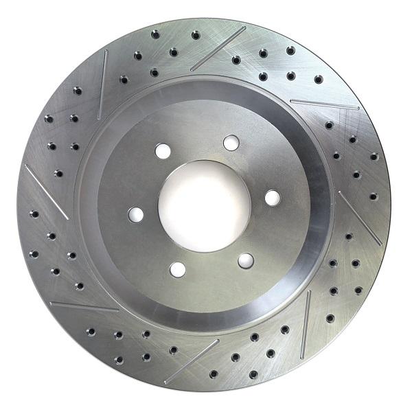 """15"""" Replacement Rotors (Extreme/Eradispeed1)"""