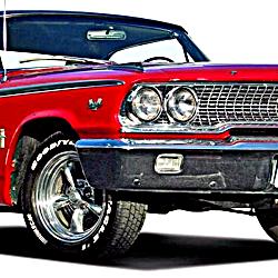 1957-1968 Full Size/Galaxie