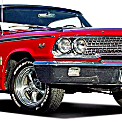 1957-1968 Full Size/Galaxie