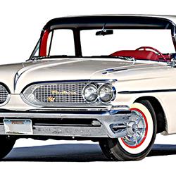 1959-1964 Full Size Pontiac