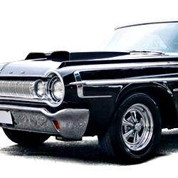 1962-1964 Dodge Polara