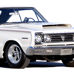 1962-70 Plymouth Belvedere