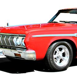 1963-64 Plymouth Fury