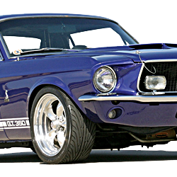 1965-66 Ford Mustang