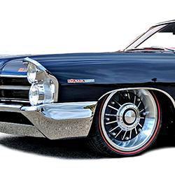 1965-68 Full Size Pontiac