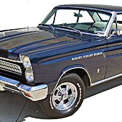 1965-1969 Comet