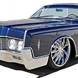 1965-1969 Lincoln