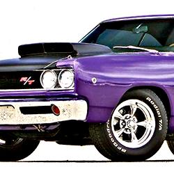 1965-1972 Dodge Coronet