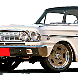 1970-1971 Fairlane