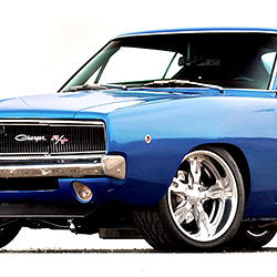 1966-1972 Dodge Charger