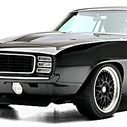 1968-1969 Camaro