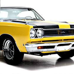 1967-1972 Plymouth GTX