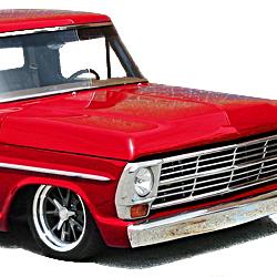1968-72 F100