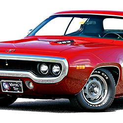 1968-1972 Plymouth Roadrunner