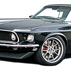 1967-1969 Mustang