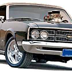 1970-1971 Montego