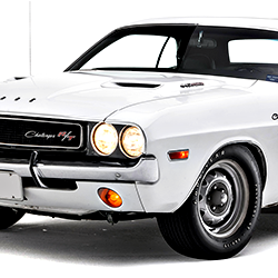 1970-1972 Dodge Challenger
