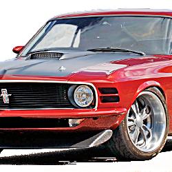 1970-1973 Mustang