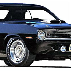 1970-1974 E-Body