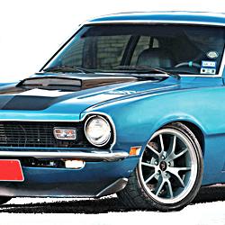 1970-1972 Maverick