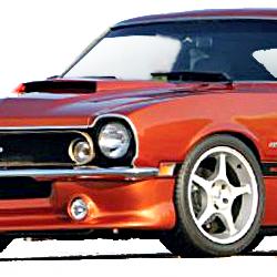 1970-1972 Comet