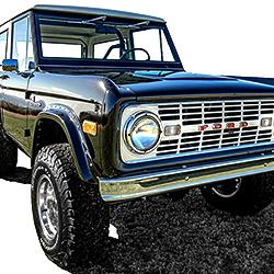 1971-1977 Bronco