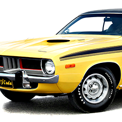 1973-74 Plymouth Barracuda