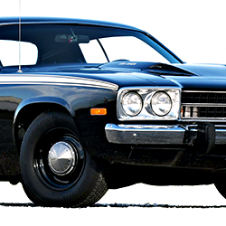 1973-1975 Plymouth Roadrunner