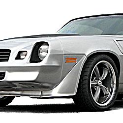 1980-1981 Camaro (V6)