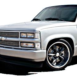 1988-00 GM C1500 (2wd) Trucks/SUV