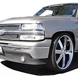 1992-1999 C-10 2wd SUV