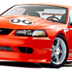 1994-04 (SN95) Mustang Extended Studs