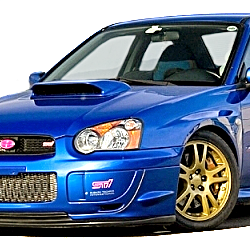 2002-2005 WRX