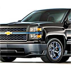 2015-2017 GM 1/2 ton Truck