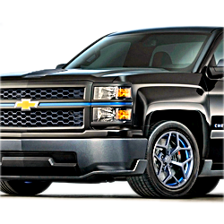 2WD Truck and SUV