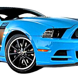 2005-2014 Mustang