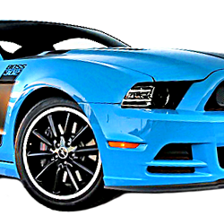 2005-14 Mustang (S197) Extended Studs