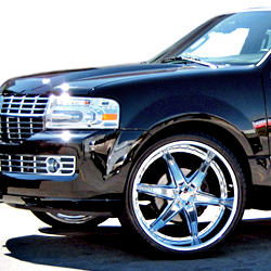 2007-2008 Navigator