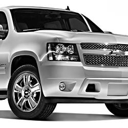 2007-2014 GM 1500 SUV