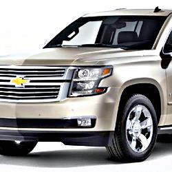 2015-18 Suburban Yukon XL 1500