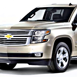 2015-2017 GM 1/2 ton SUV
