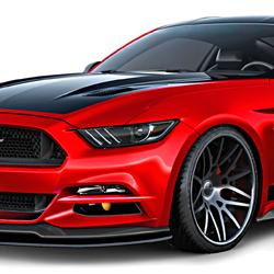 2015-2017 Mustang