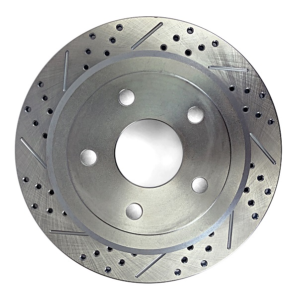 "12.44"" Replacement Rotors (SS4)"