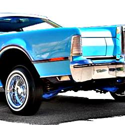1972-1976 Mark IV