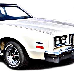 1972-1976 Montego