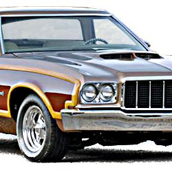 1972-1976 Ranchero