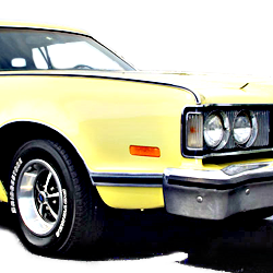1974-79 Cougar