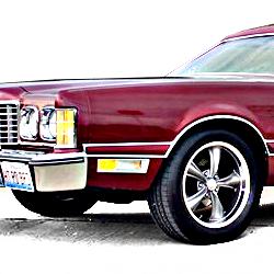 1972-1979 Thunderbird