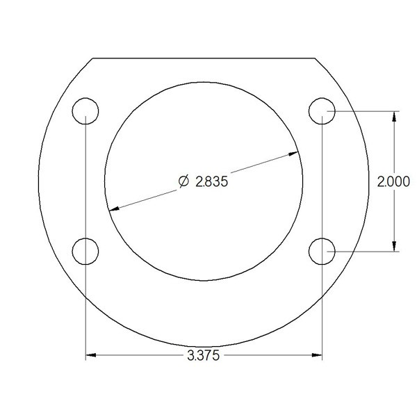 "Ford 9"" Small Bearing"