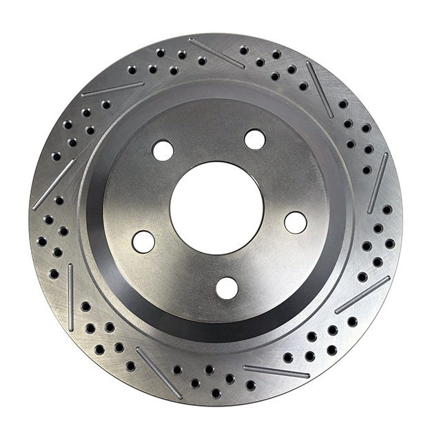 "12"" Replacement Rotors (SS4)"